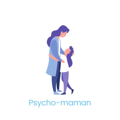 Logo psycho-maman